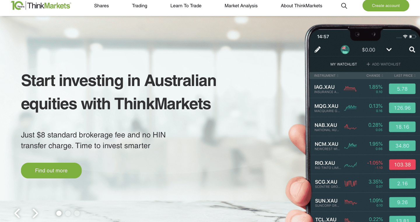 thinkmarkets review safetrading
