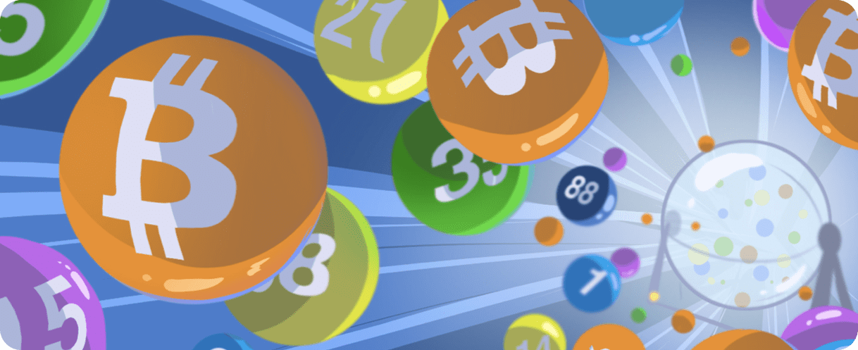 bitcoin casinos lotteries
