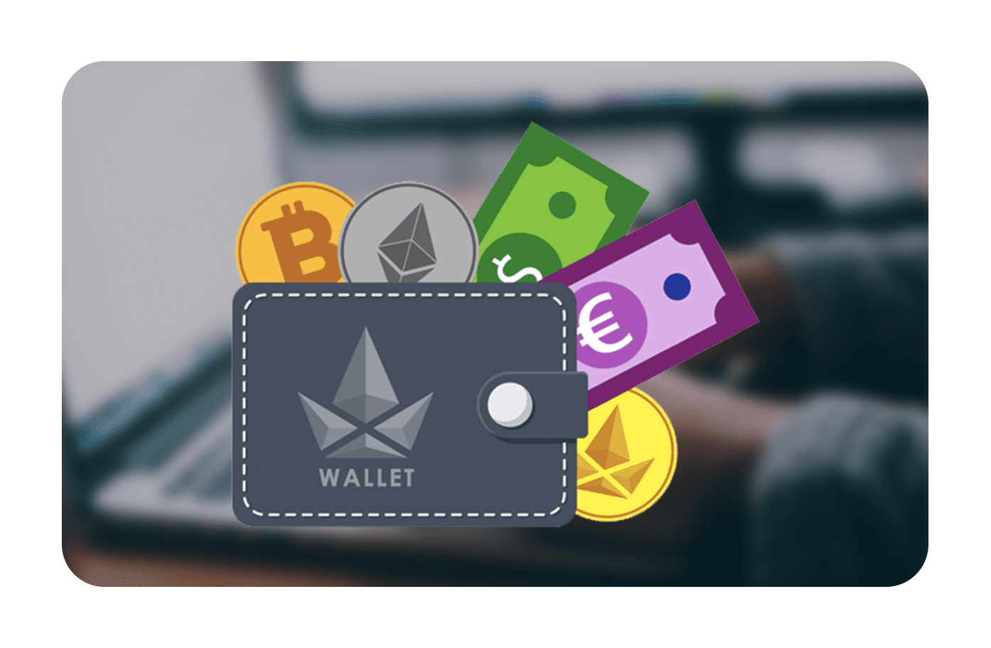 multi-currency crypto wallet