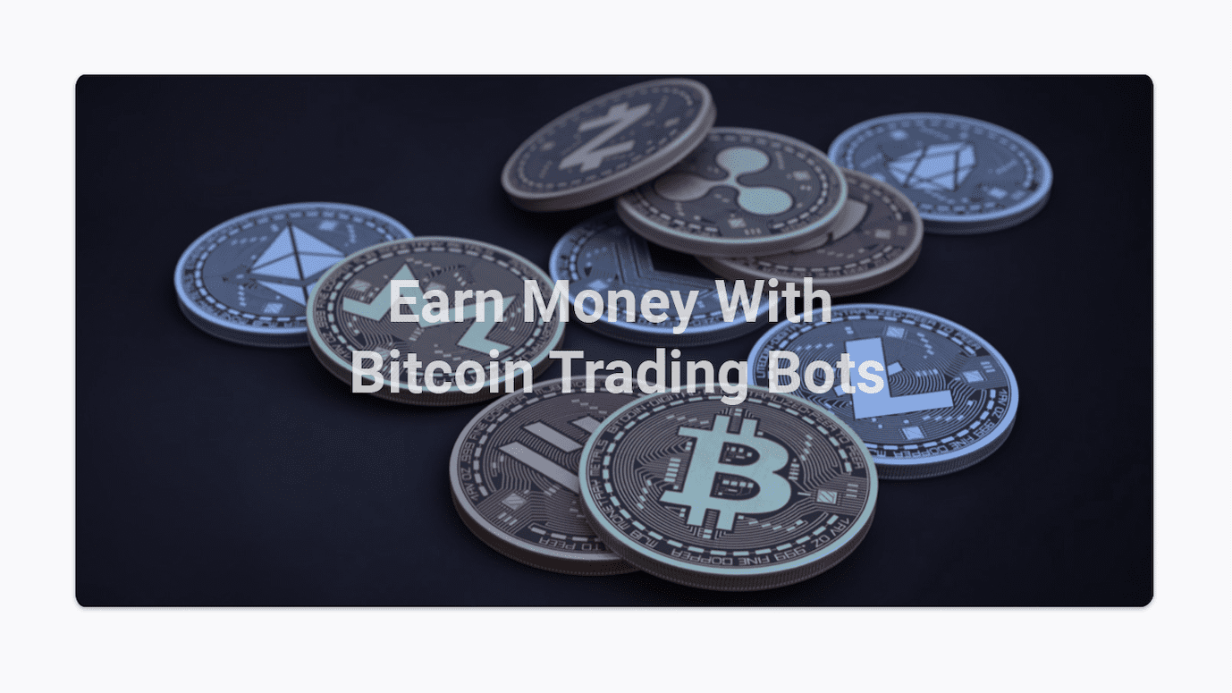 earn money with crypto trading bot