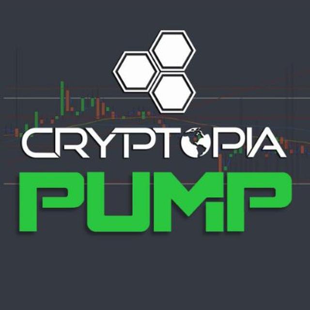 Cryptopia Pump