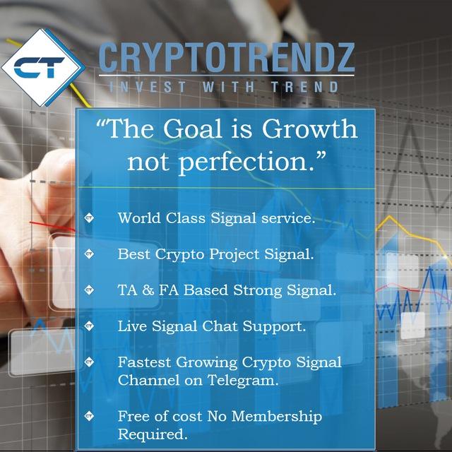 Cryptotrendz Signal