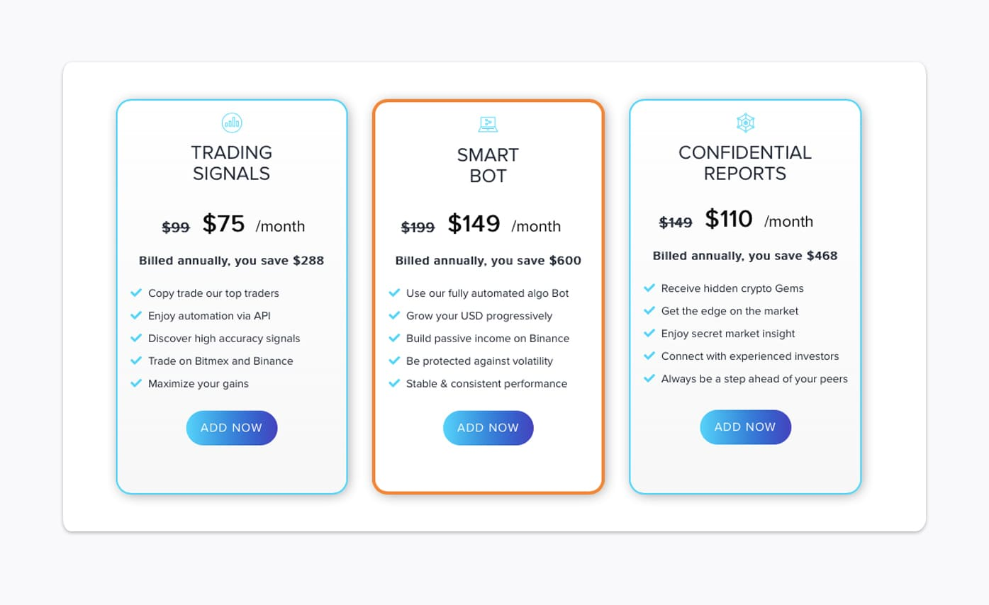 4c trading subscription plans