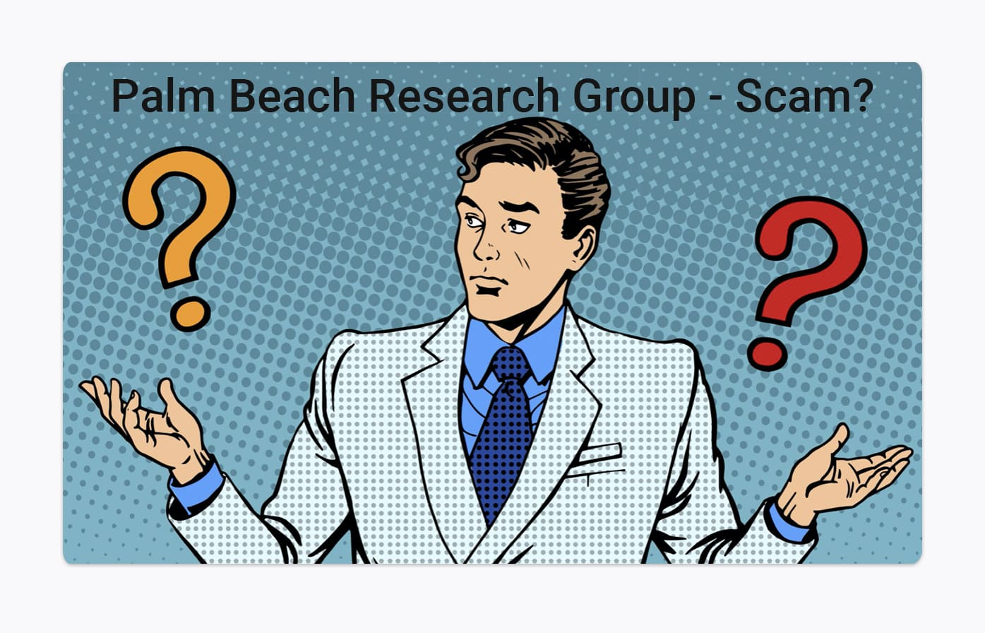 palm beach research group scam